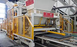 银马砖机全自动生产线操作注意事项