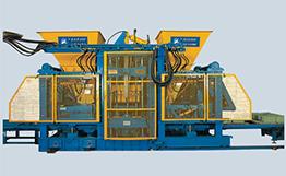 银马砖机美洲豹系列砌块成型机如何操作
