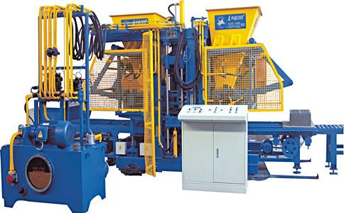 三种加气混凝土砌块机惯用原料