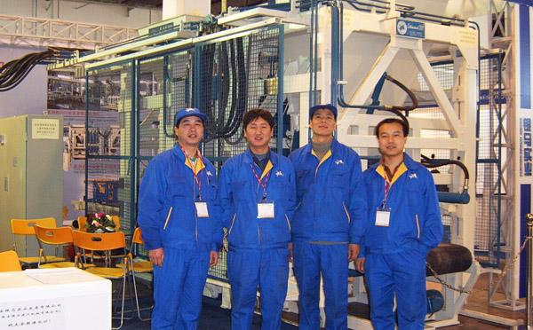 智能砖机厂家:把工作做到极致,把服务做到完美
