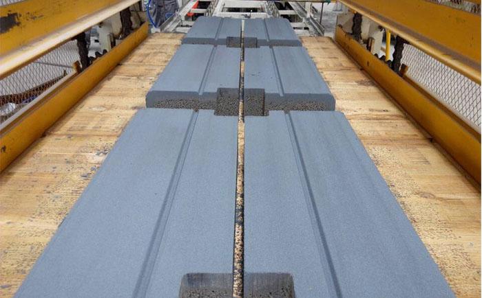 西安银马路沿石制砖机生产厂家概况