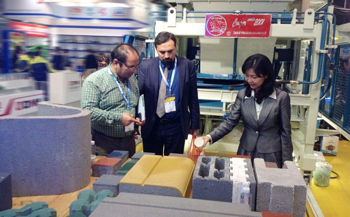 矿渣制砖机作业环境及操作要求