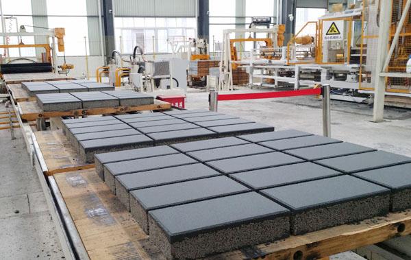 新型环保透水砖性能如何?