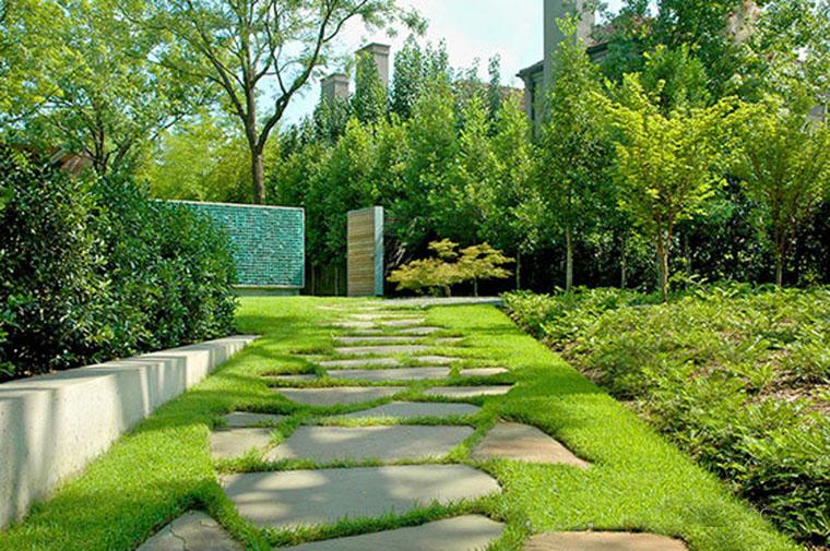 景观砖制砖机厂家浅谈景观砖铺装设计时应考虑的因素