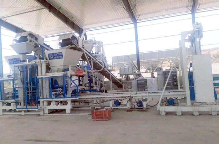 银马透水砖生产设备制造高品质透水砖的保障