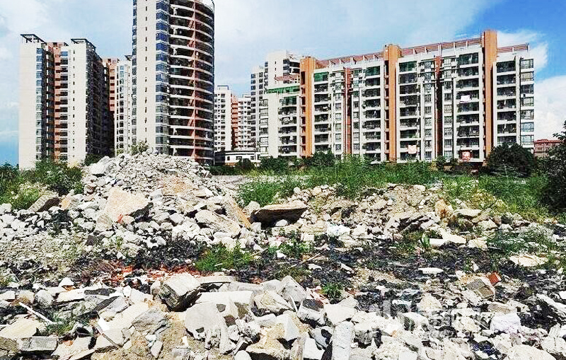国家对建筑垃圾资源化利用的支撑