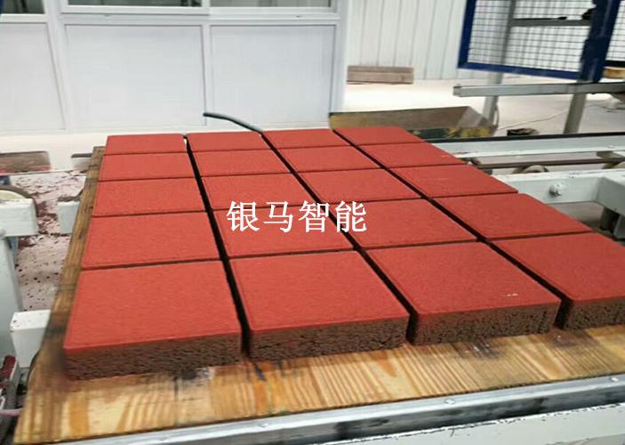 海绵砖生产设备因其强大的自身优势获得广阔市场