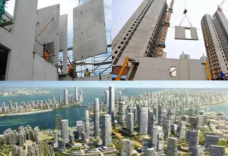 装配式建筑将迎来发展黄金时期