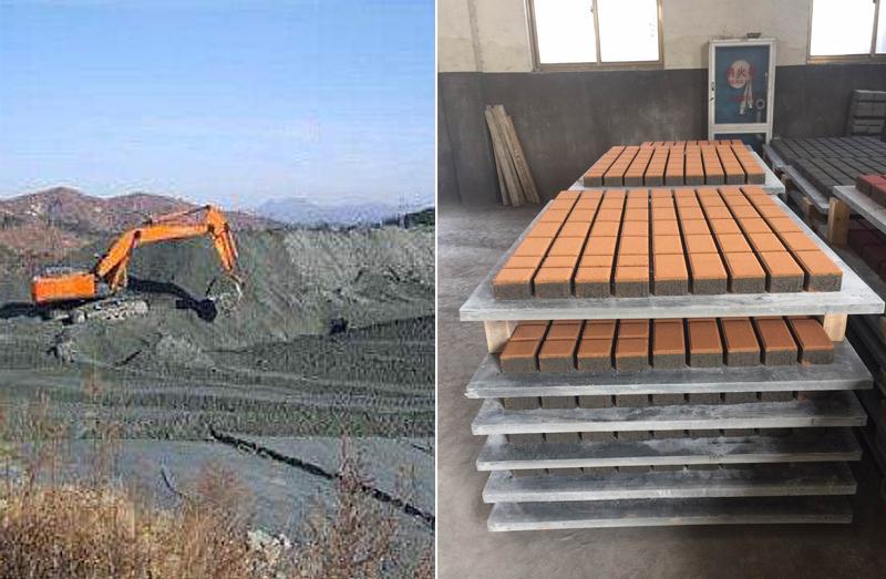 尾矿渣制砖机拥有巨大的市场潜力