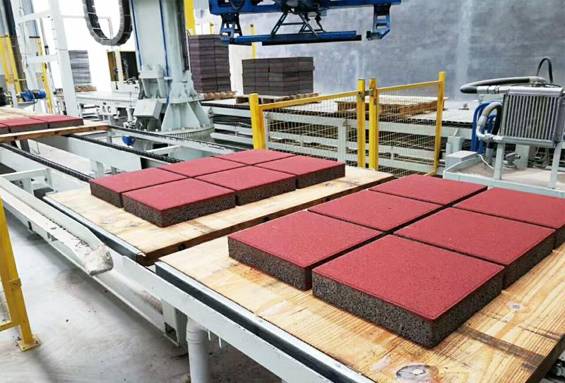 免烧砖生产设备质量产量双保证的环保机械