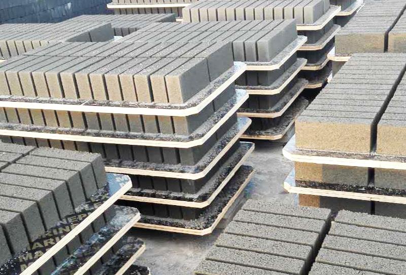 路面砖制砖设备的制品铺设施工要求