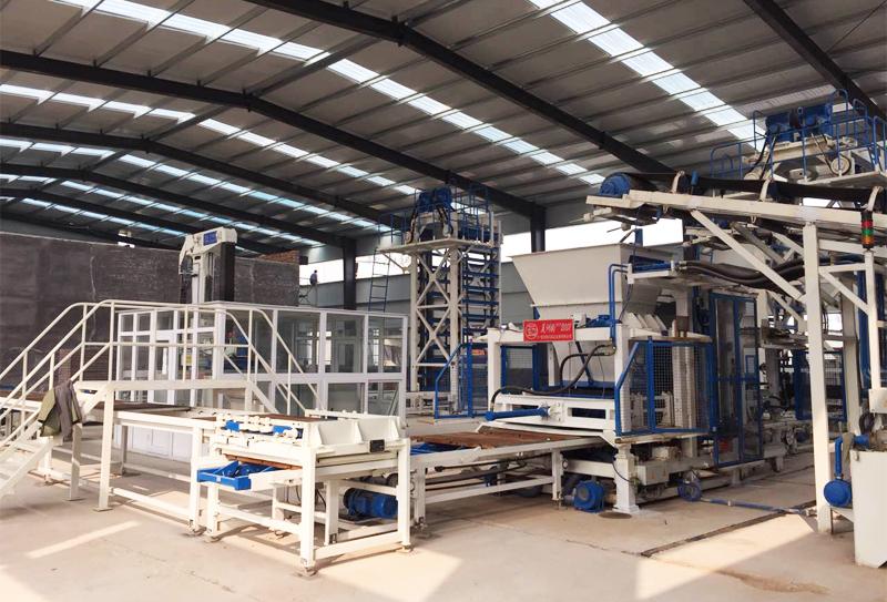 免烧砖设备生产线节能和环保优势突出