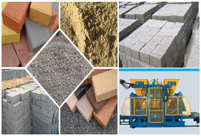 路面砖制砖设备一直坚持走可持续发展战略之路
