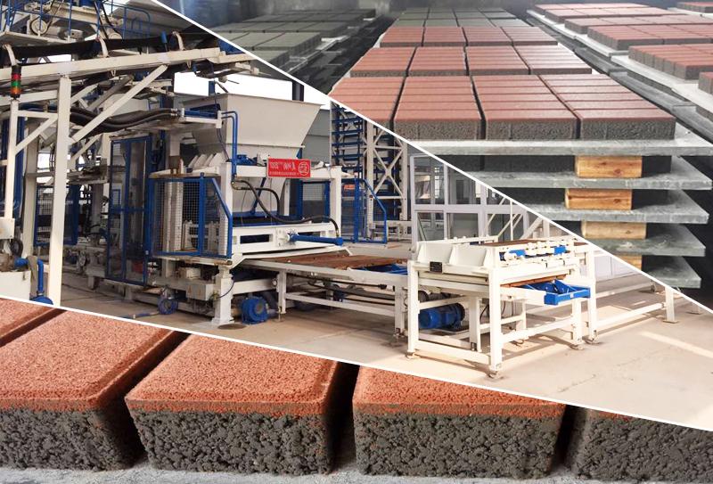 水泥砖制砖设备怎样扩大市场规模?