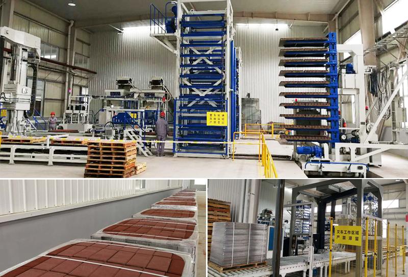 透水砖机生产线厂家尽全力支撑海绵城市建设