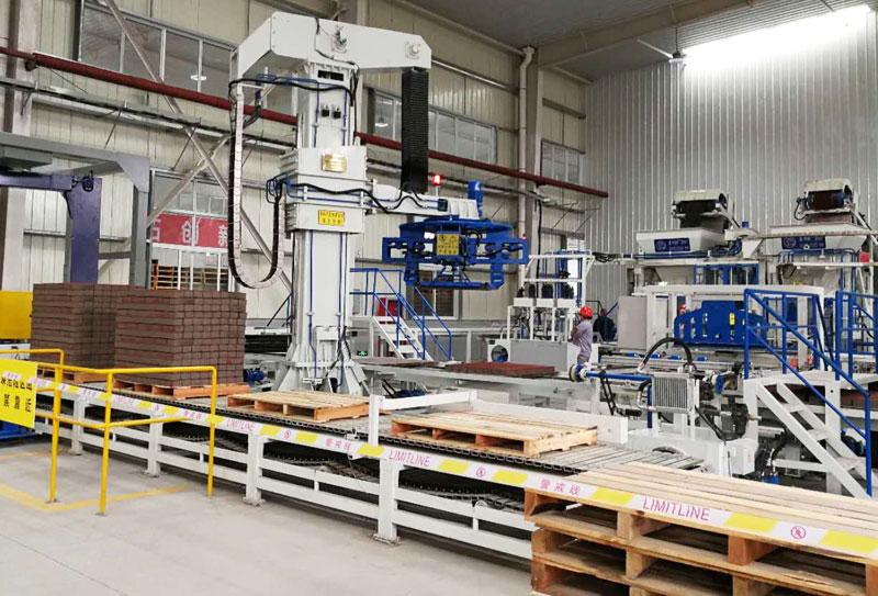 粉煤灰制砖设备如何助力砖厂企业实现自动化生产?