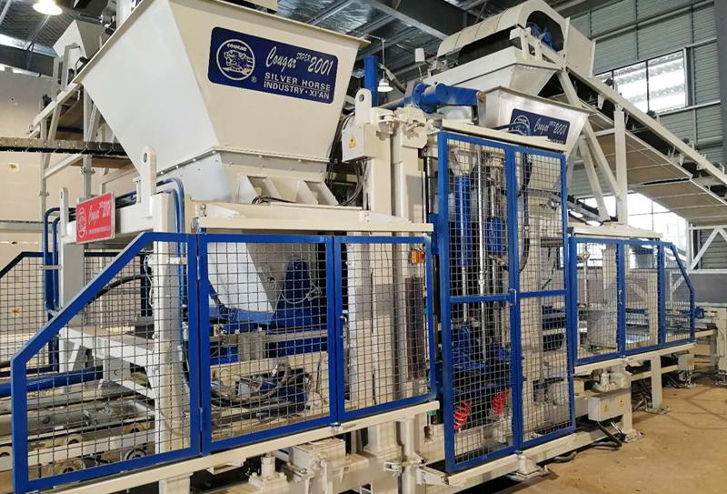 国家对透水砖的政策支持带动新型环保透水砖机器市场