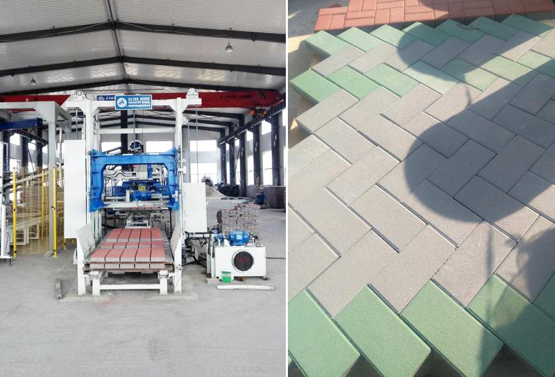 造砖机器性能优越成为热门产品