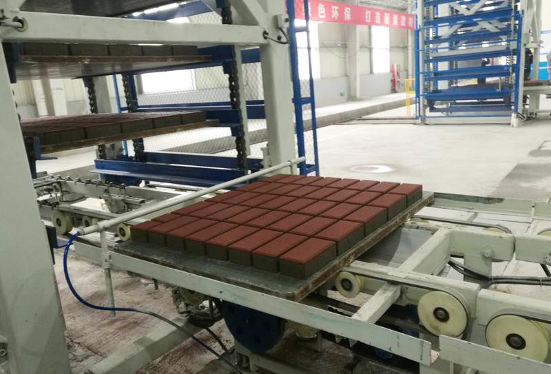 工业废渣处理技术和工业废渣制砖机生产厂家-就选银马砖机