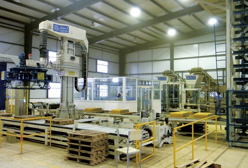 制约透水砖生产线设备制品质量的要点