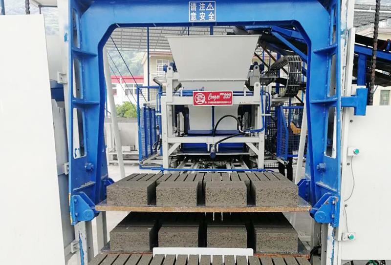 水泥免烧砖生产线设备制造时应符合的标准