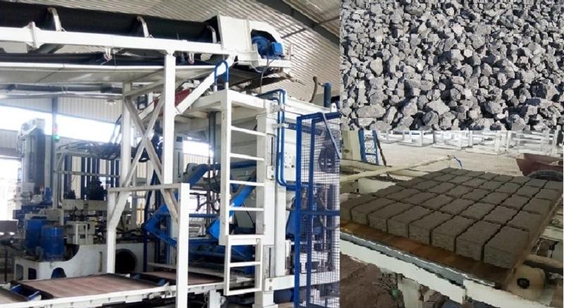 煤矸石免烧砖机配套皮带传输机-皮带打滑处理方式