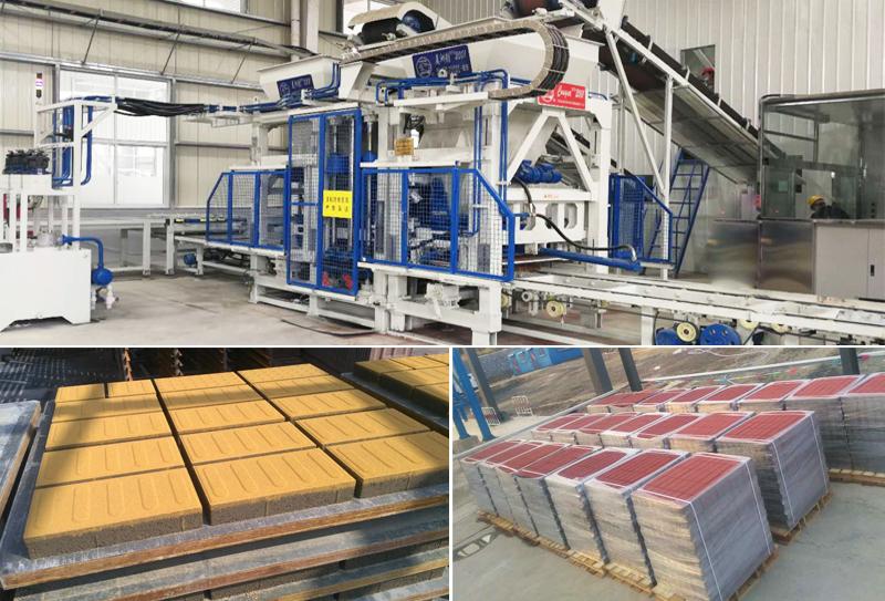 钢渣制砖设备:钢渣的新处理方式