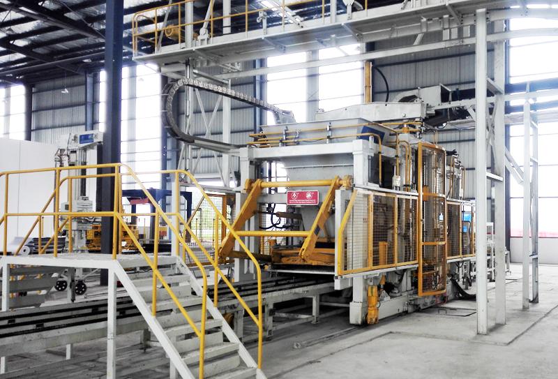 透水砖机设备之新科技新砖机新发展