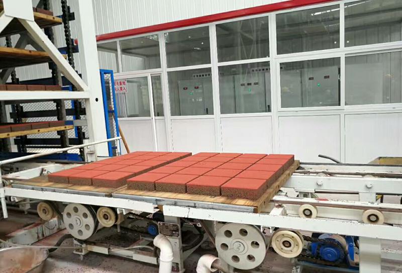 银马水泥砖机械设备三大价值