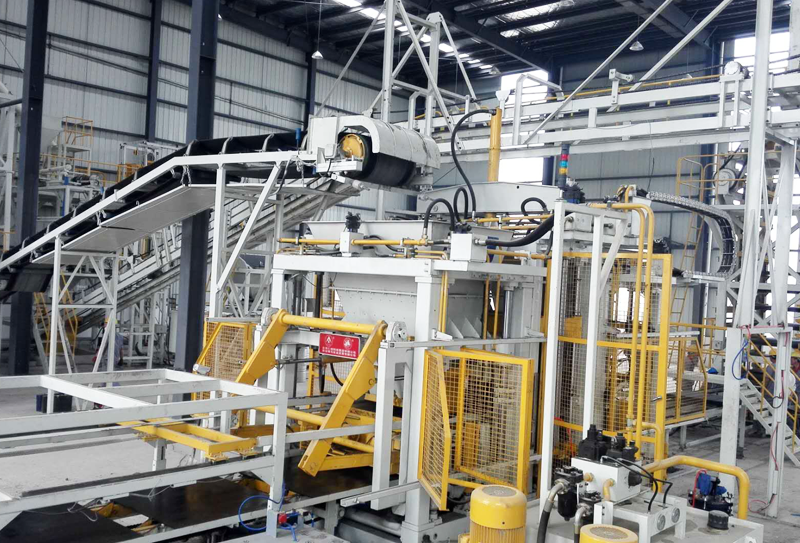 水泥砖机械设备发展新定位