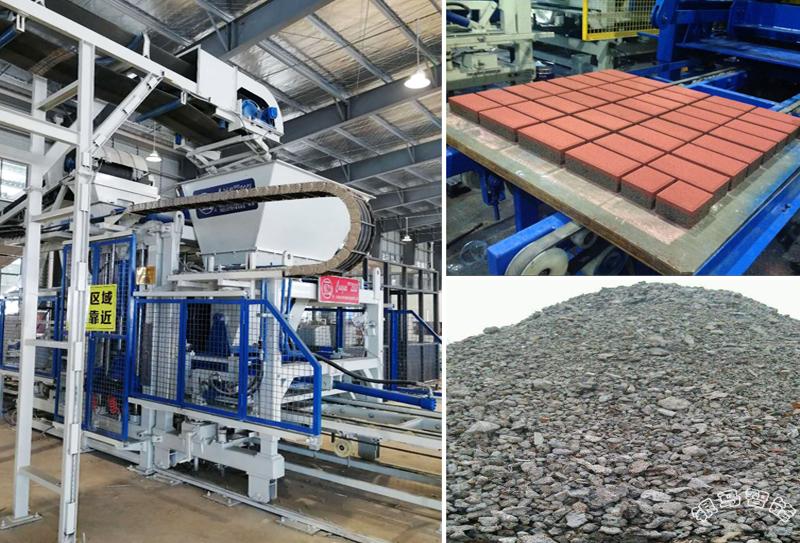 透水砖机设备是生态环保事业发展的助力援军