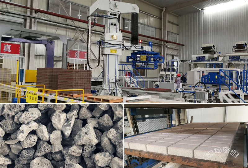 量身定制废渣制砖生产线是满足并尊重用户需求