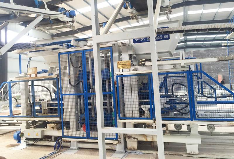 全自动制砖机设备:西安政府应如何进行污染防治工作