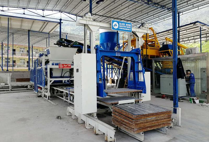 固废制砖设备:制砖生产中粉尘的产生及危害