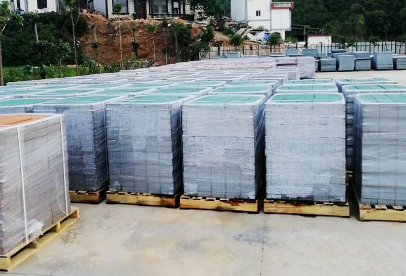 生态透水砖设备:严守环保红线,建造绿色未来