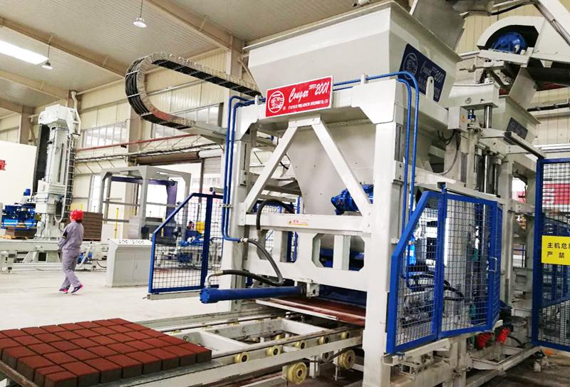 """全自动建筑垃圾制砖机:以""""大排名""""促使空气质量改善工作继续加强"""