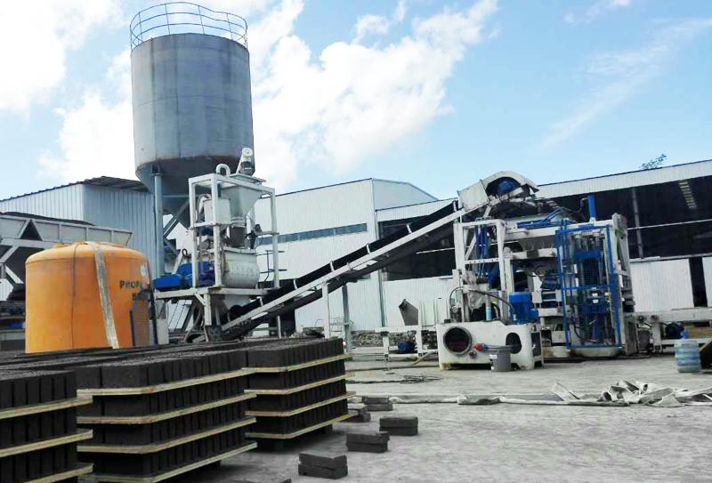 制砖成型机:环保治理砂石涨价,西安建设的新生资源