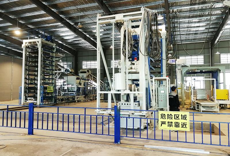 水泥砖生产线设备:智能制造引领西安发展新方向