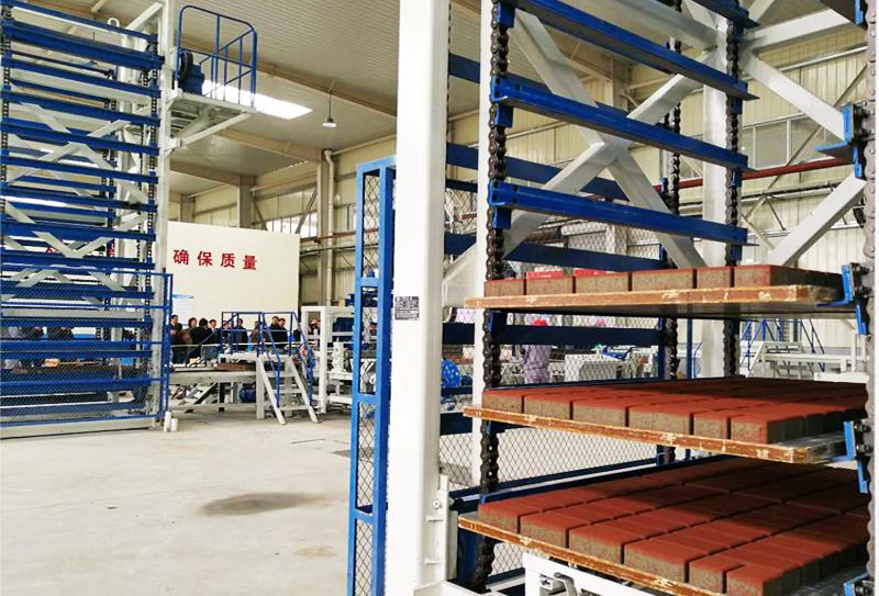 水泥砖制砖设备之导致液压系统液压泵存在损坏隐患的因素