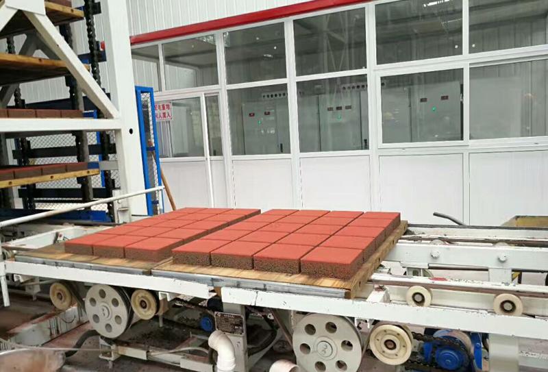 生态砌块砖机:液压系统柱塞泵输出压力异常应如何解决?