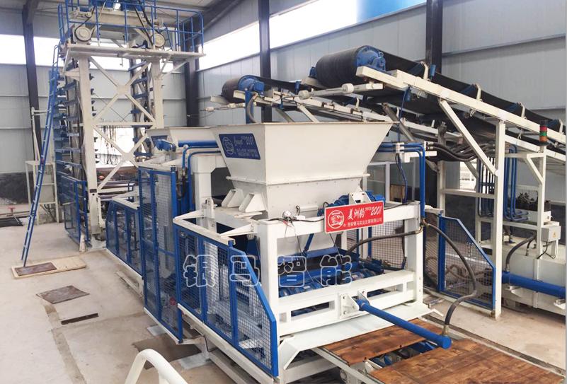 生态制砖机:轴承发响是机械设备的重要故障隐患