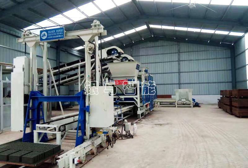 全自动制砖机器:皮带输送机皮带打滑的原因和解决方法