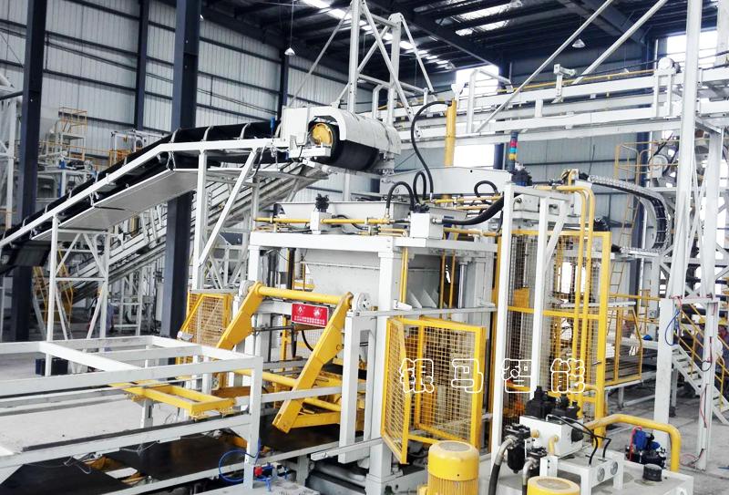 透水砖机:轴承损坏可导致机械设备寿命降低3年