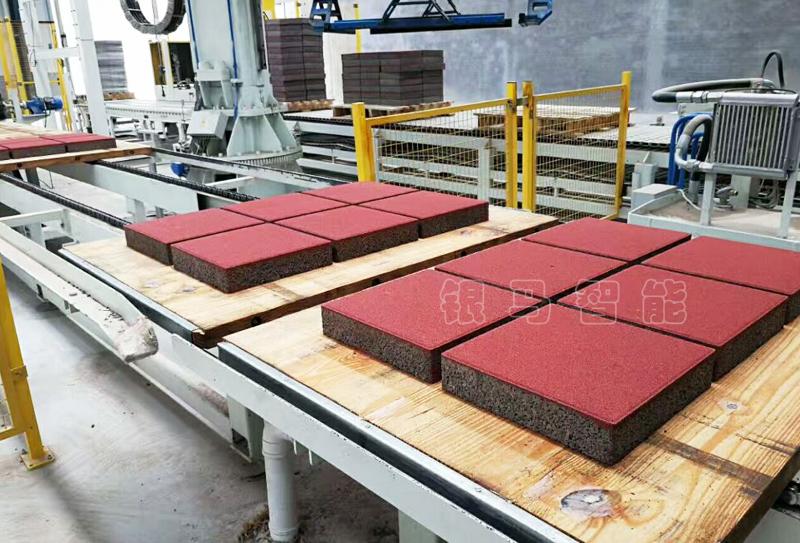 透水砖机械设备特点及完善的服务体系