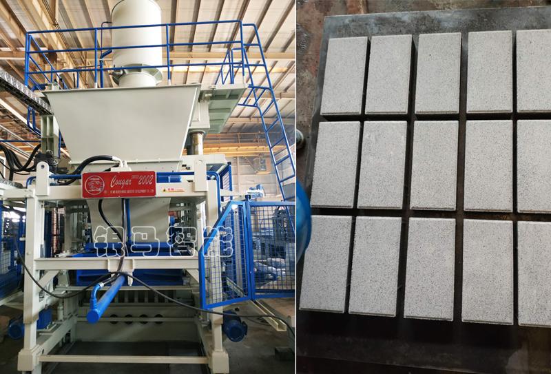 静压红砖机设备的全面升级有什么作用?
