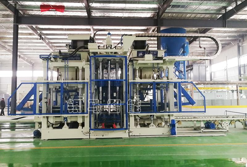 静压红砖机设备生产环境的选择及安装前期事项分析
