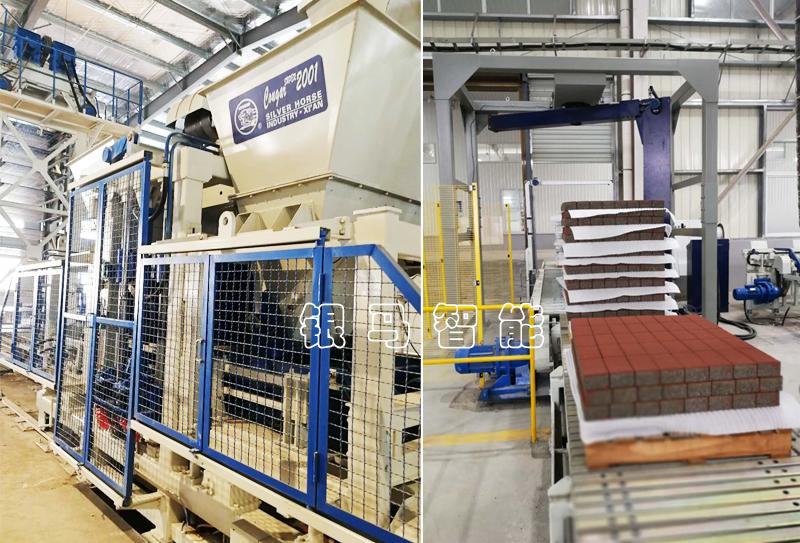 透水砖制砖机:设备润滑也是一场持久战