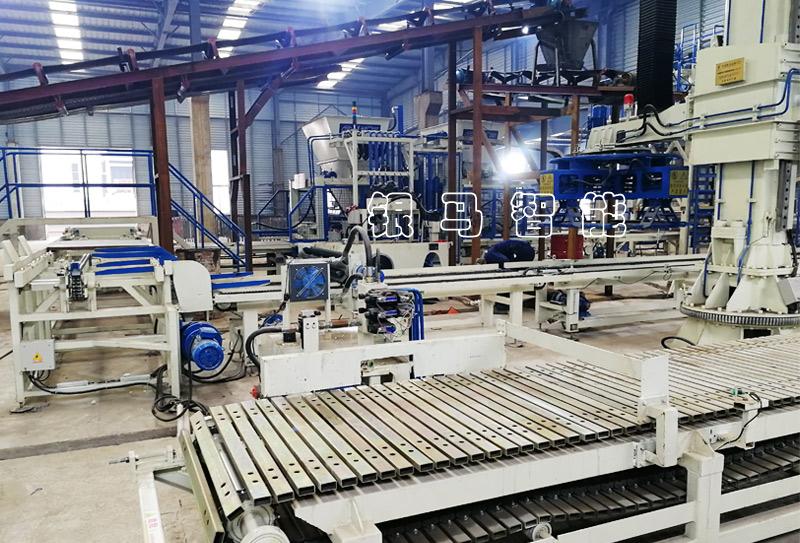 空心砖制砖机生产线:齿轮减速机的不同种类及优点!