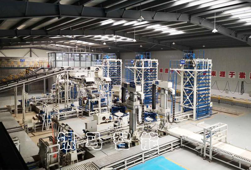 透水砖机生产线的管理内容及安装细节