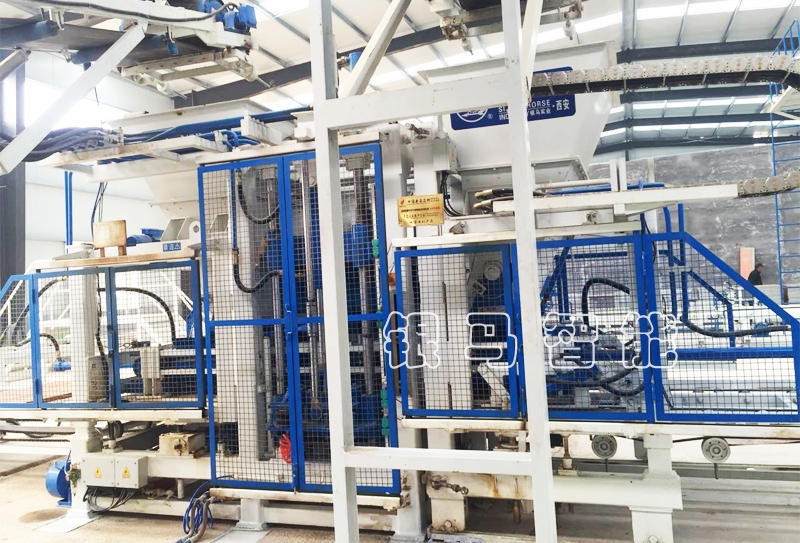 透水砖机常用的故障监测方法有哪些?